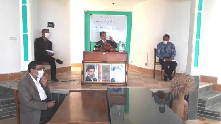 تشکیل مجمع عمومی موسس صندوق حمایت از توسعه بخش کشاورزی شهرستان خدابنده